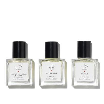 A Fragrance Trio