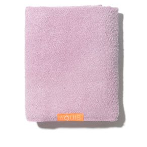 Hair Towel Lisse Luxe - Desert Rose, DESERT ROSE, large