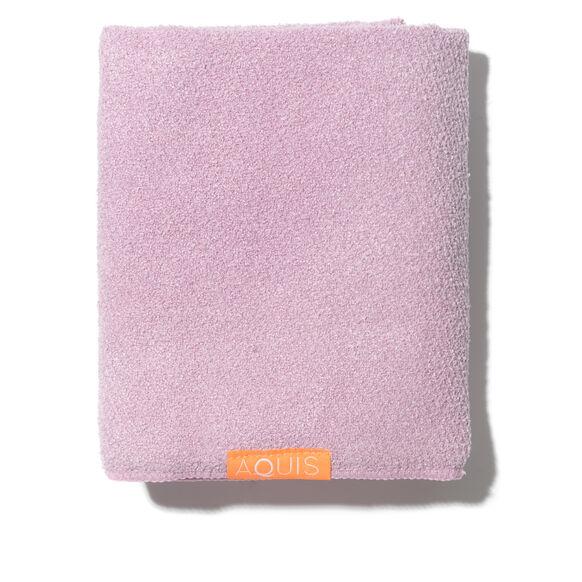 Hair Towel Lisse Luxe - Desert Rose, DESERT ROSE, large, image2