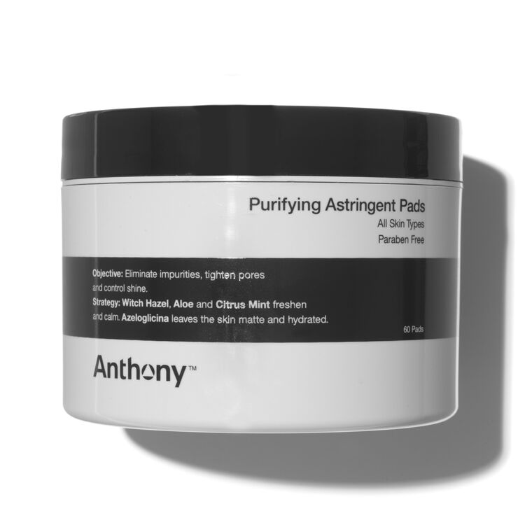 Purifying Astringent Pads, , large