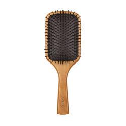 Wooden Hair Paddle Brush, , large