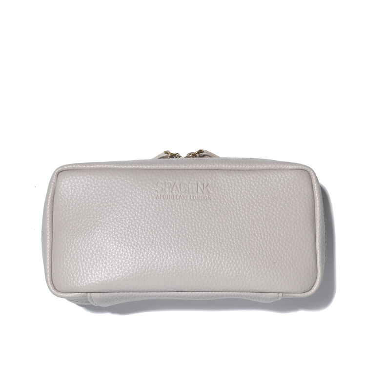 Makeup Bag by Space NK, MINK, large