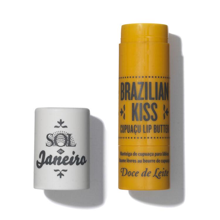 Brazilian Kiss Cupuaçu Lip Butter, , large
