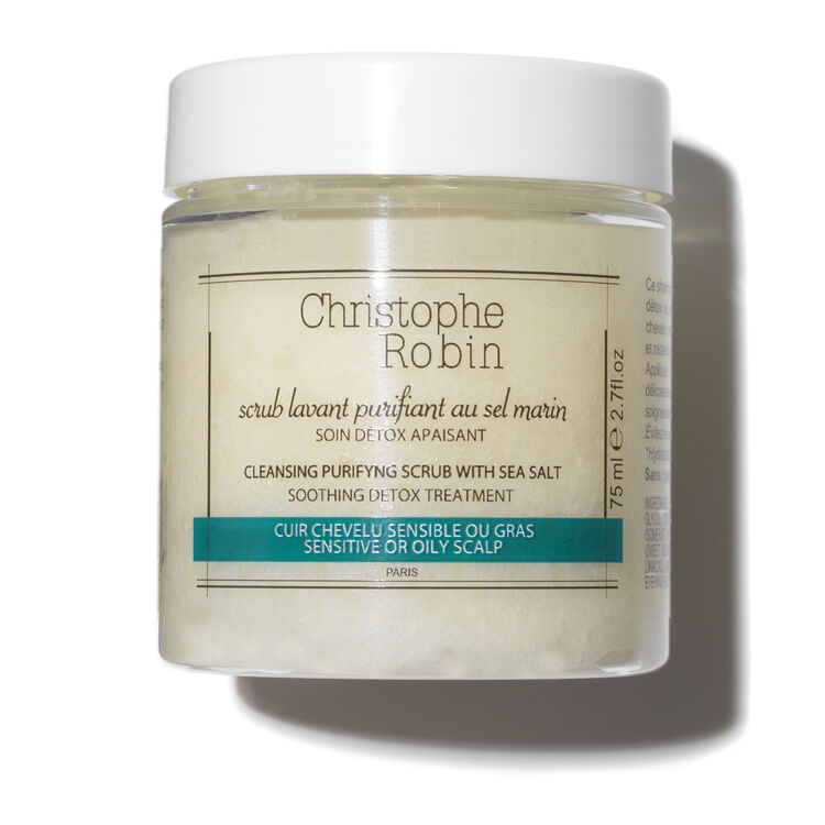 Cleansing Purifying Scrub with Sea Salt, , large