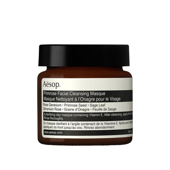 Primrose Facial Cleansing Masque, , large, image1