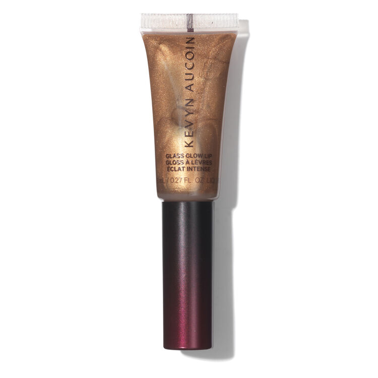 Glass Glow Lip Gloss,  SPECTRUM BRONZE, large