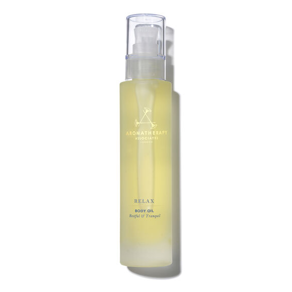 Relax Massage and Body Oil, , large, image1