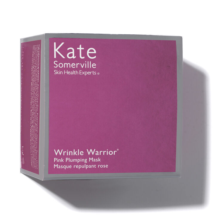 Wrinkle Warrior Pink Plumping Mask, , large