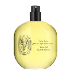 Satin Oil for Body and Hair, , large
