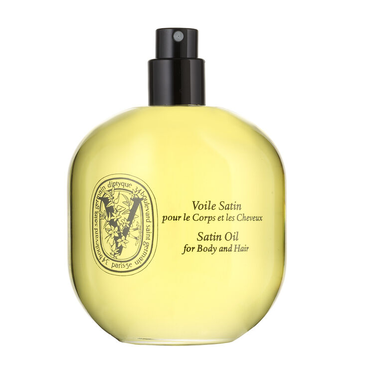 Satin Oil for Body and Hair 100ml, , large