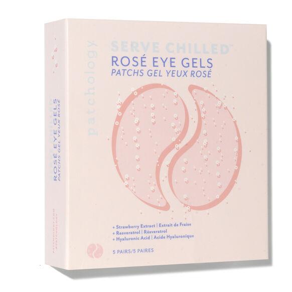 Serve Chilled Rosé Eye Gels, , large, image4