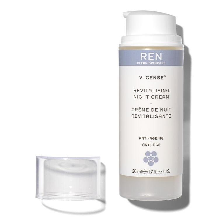 V-Cense Revitalising Night Cream, , large