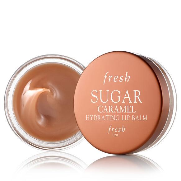 Sugar Hydrating Lip Balm, Caramel, large, image1