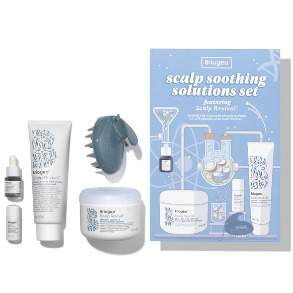 Scalp Revival Scalp Soothing Solutions Set Featuring Scalp Revival, , large, image2