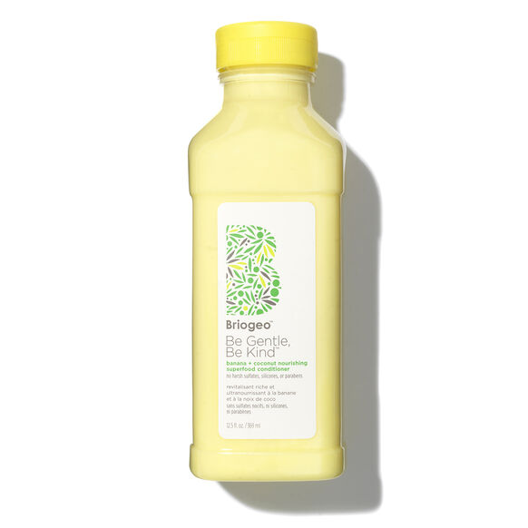 Be Gentle, Be Kind Banana + Coconut Nourishing Superfood Conditioner, , large, image1