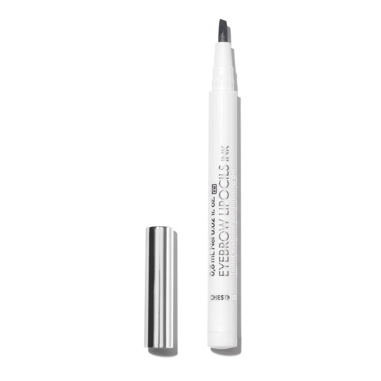 Eyebrow Lipocils Ink, CHESTNUT, large