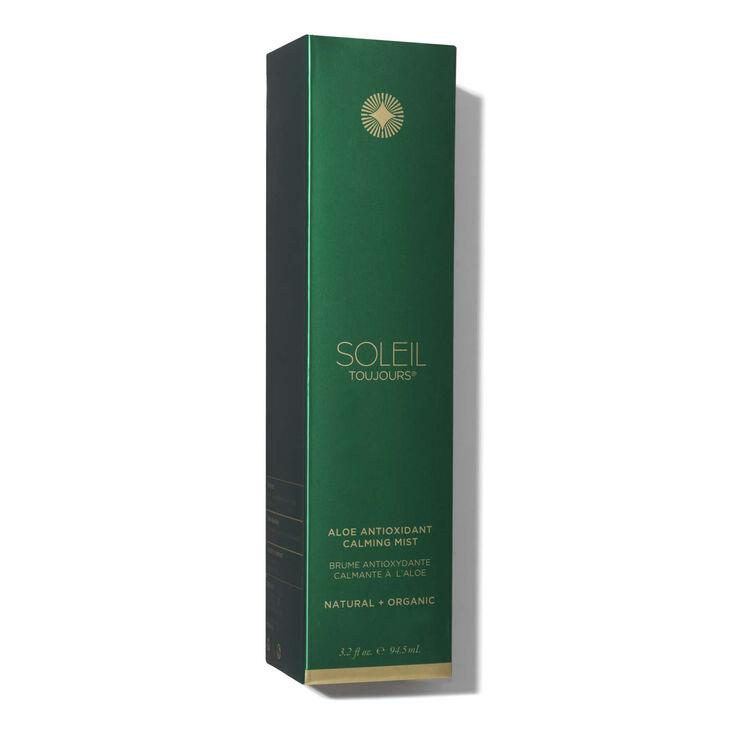 Organic Aloe Antioxidant Calming Mist, , large