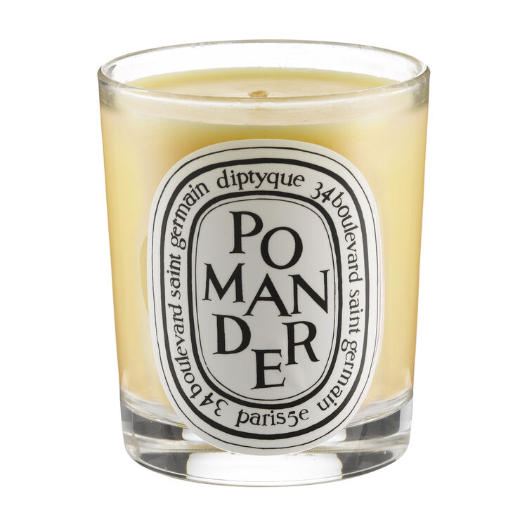 Pomander Scented Candle 6oz, , large