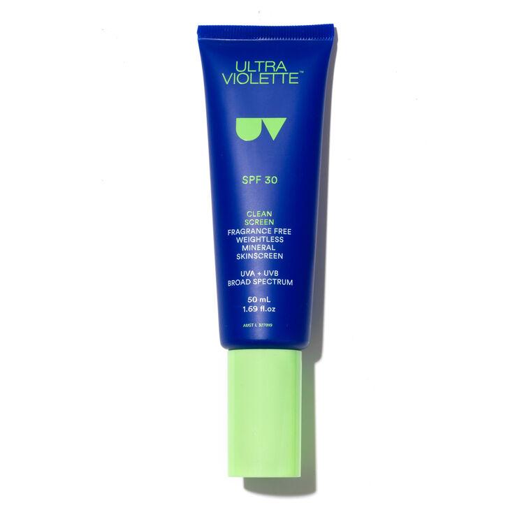 Clean Screen Sensitive Skinscreen SPF 30, , large
