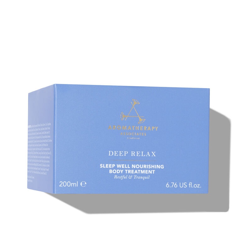 Deep Relax Sleep Well Nourishing Body Treatment, , large