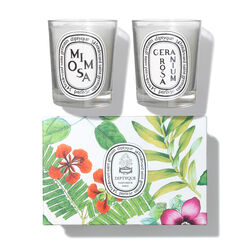 Diptyque X Pierre Frey Candle Duo Set, , large