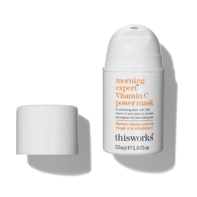 Morning Expert Vitamin C Power Mask, , large