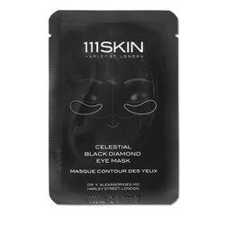 Celestial Black Diamond Bio Cellulose Eye Mask, , large