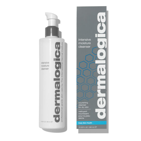 Intensive Moisture Cleanser, , large, image2