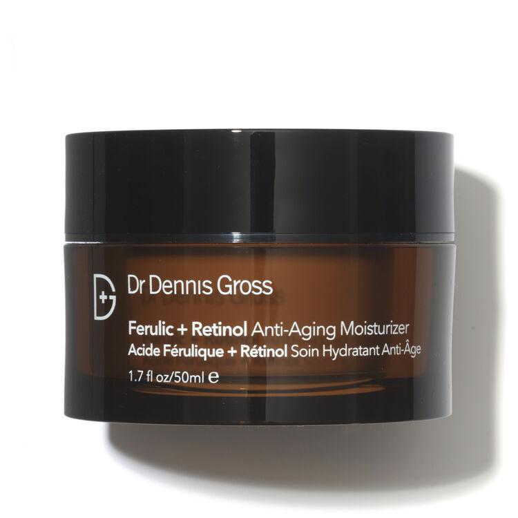 Ferulic + Retinol Anti Aging Moisturiser, , large