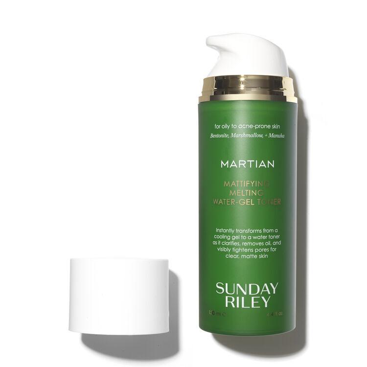 Martian Mattifying Melting Water-Gel Toner, , large