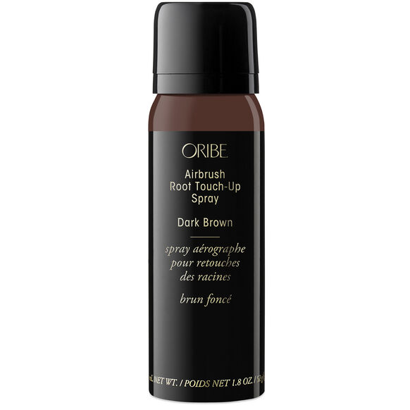 Airbrush Root Touch-Up Spray, DARK BROWN, large, image1