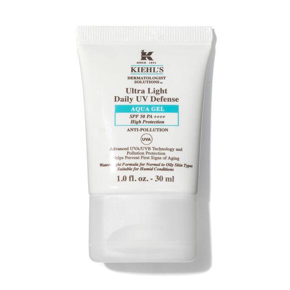 Ultra Light Daily UV Defense Aqua Gel, , large, image1