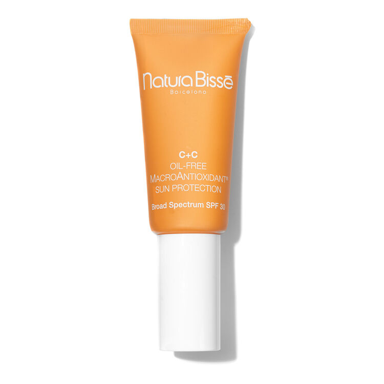 C+C Oil-free Macroantioxidant® Sun Protection SPF 30, , large