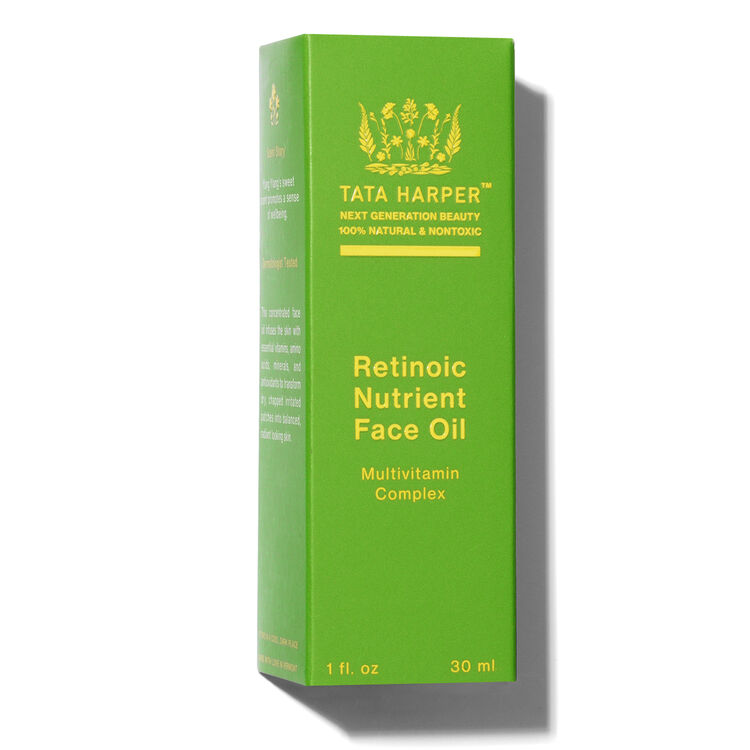 Retinoic Nutrient Face Oil, , large