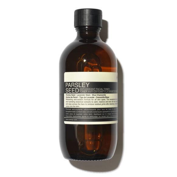 Parsley Seed Anti-oxidant Facial Toner, , large, image_1