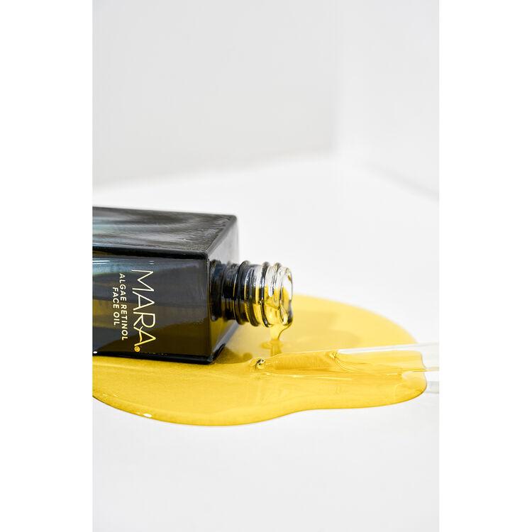 Evening Primrose + Green Tea Algae Retinol Face Oil, , large
