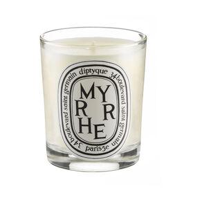 Myrrhe Scented Candle