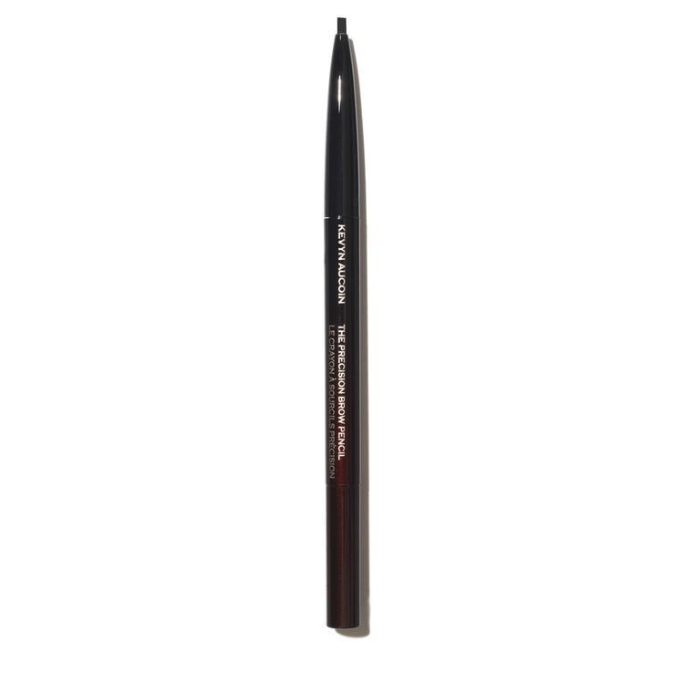 The Precision Brow Pencil, DARK BRUNETTE, large
