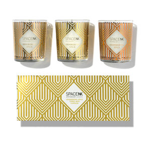 Space NK Shimmering Spice Candle Trio