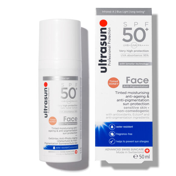 Tinted Anti Pigmentation Face SPF 50, , large, image4