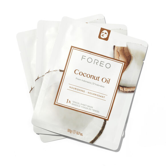 Farm To Face Sheet Mask - Coconut Oil, , large, image_1