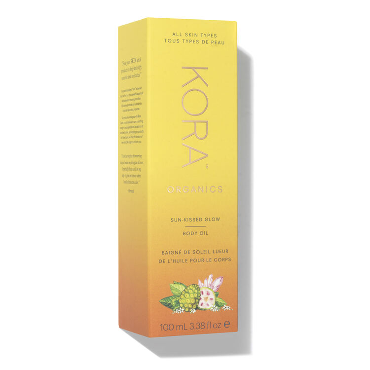 Sun Kissed Glow Body Oil, , large