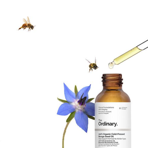 100% Organic Cold-Pressed Borage Seed Oil, , large, image6