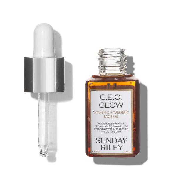 CEO Glow Vitamin C + Turmeric Face Oil, , large, image2