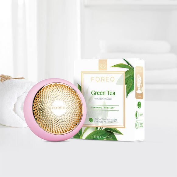 UFO Mask Green Tea, , large, image4