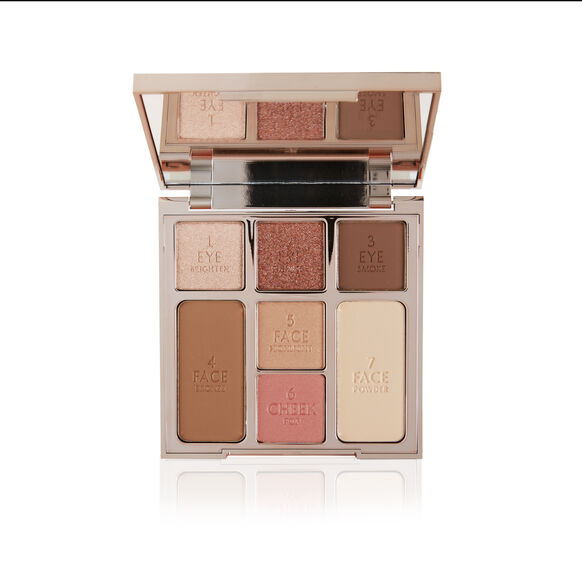 Look Of Love In A Palette, GLOWING BEAUTY, large, image1