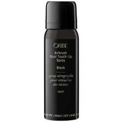 Airbrush Root Touch-Up Spray, BLACK, large
