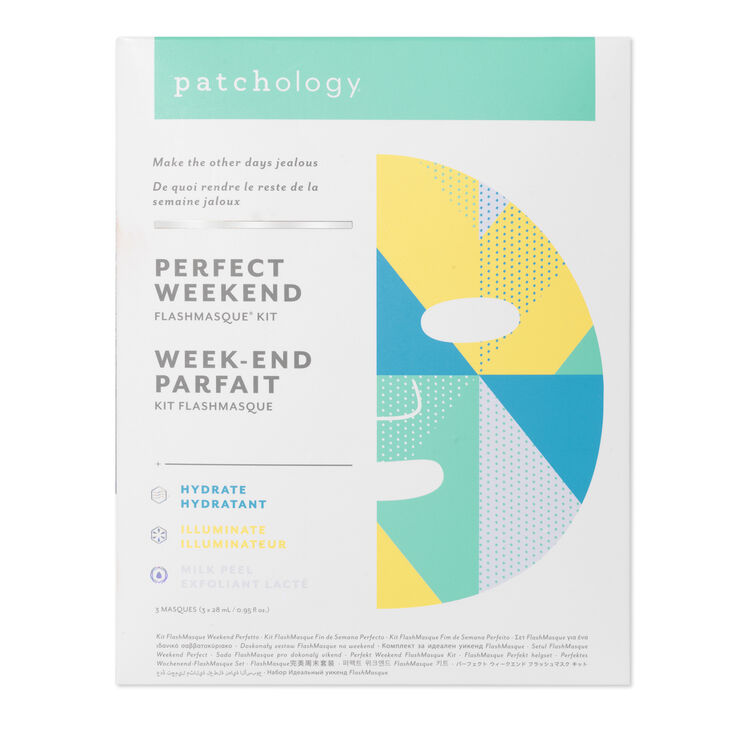Perfect Weekend FlashMasque Trio, , large