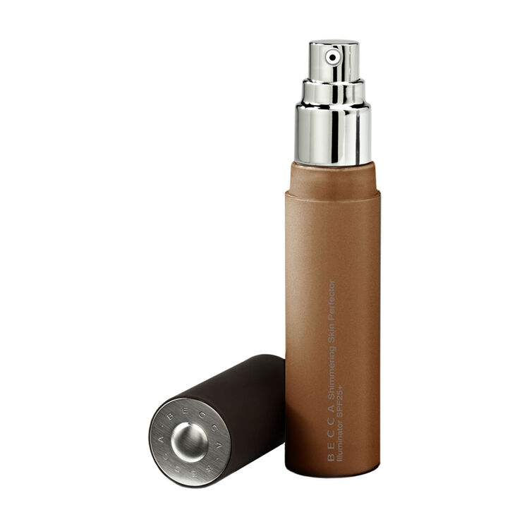 Shimmering Skin Perfector Liquid Highlighter, TOPAZ, large