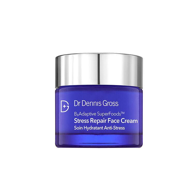 B3Adaptive SuperFoods Stress Repair Face Cream, , large